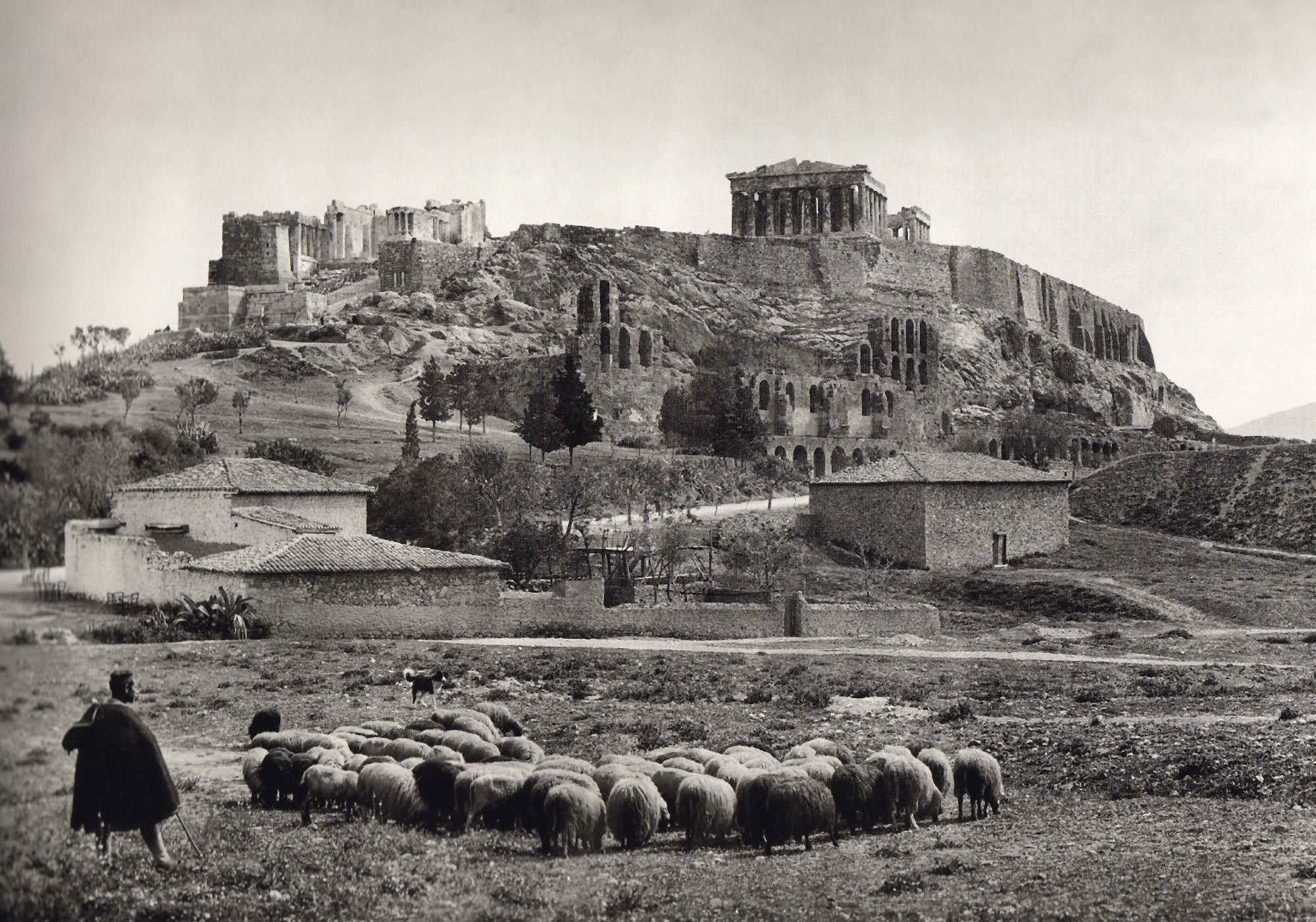 Old & Rare Photos From Greece