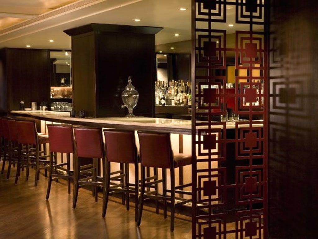 Bar Area Hospitality Interior Design Of Fifth Floor