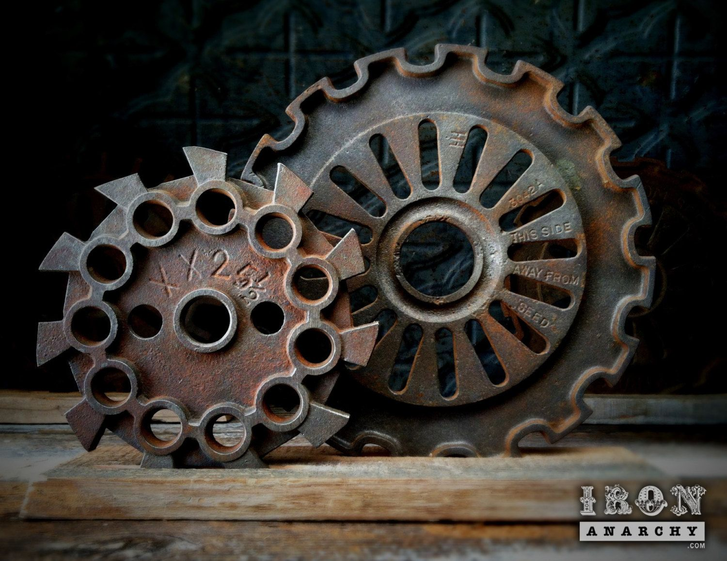 Industrial Wall Decor 17 Best Images About Gears Wall Decor On Pinterest Industrial