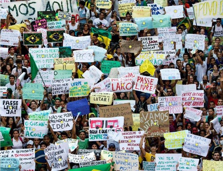 Interactive Inspiration 42 Visualoop Interactive Brazil Protests Worlds Of Fun