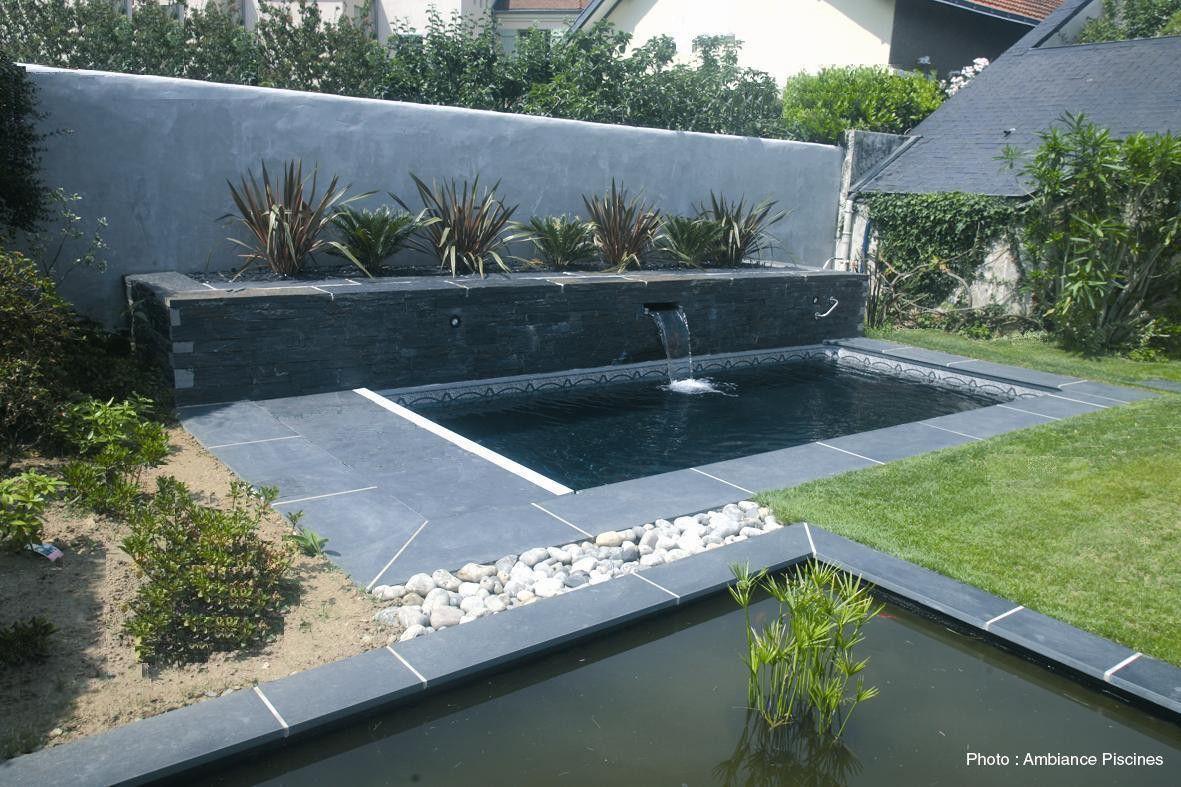mini piscine caron piscines piscine pinterest mini. Black Bedroom Furniture Sets. Home Design Ideas
