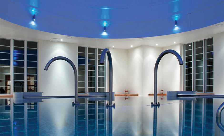 Spa Resort Facilities at Champneys Forest Mere, Hampshire