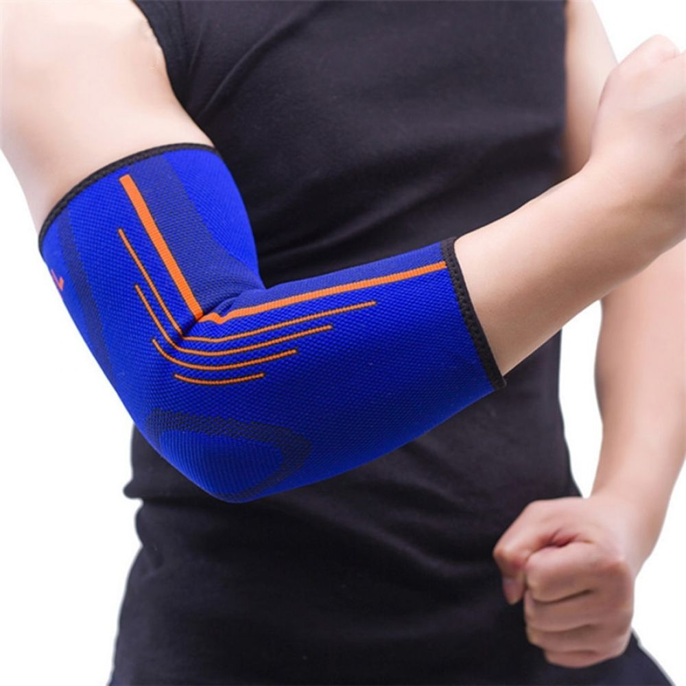 Elastic Elbow Pads Price 9 95 Free Shipping Walkingstreet Fitforthefuture Elbow Braces Elbow Pads Tennis Elbow Support
