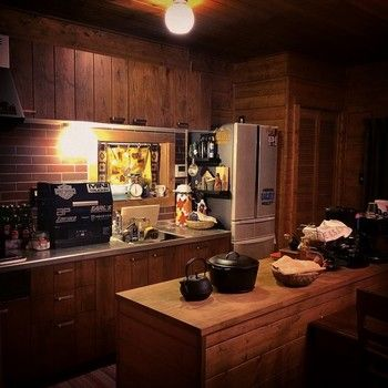 素敵です Instagramで見つけた 魅せるキッチン 大集合 キッチン インテリア 台所