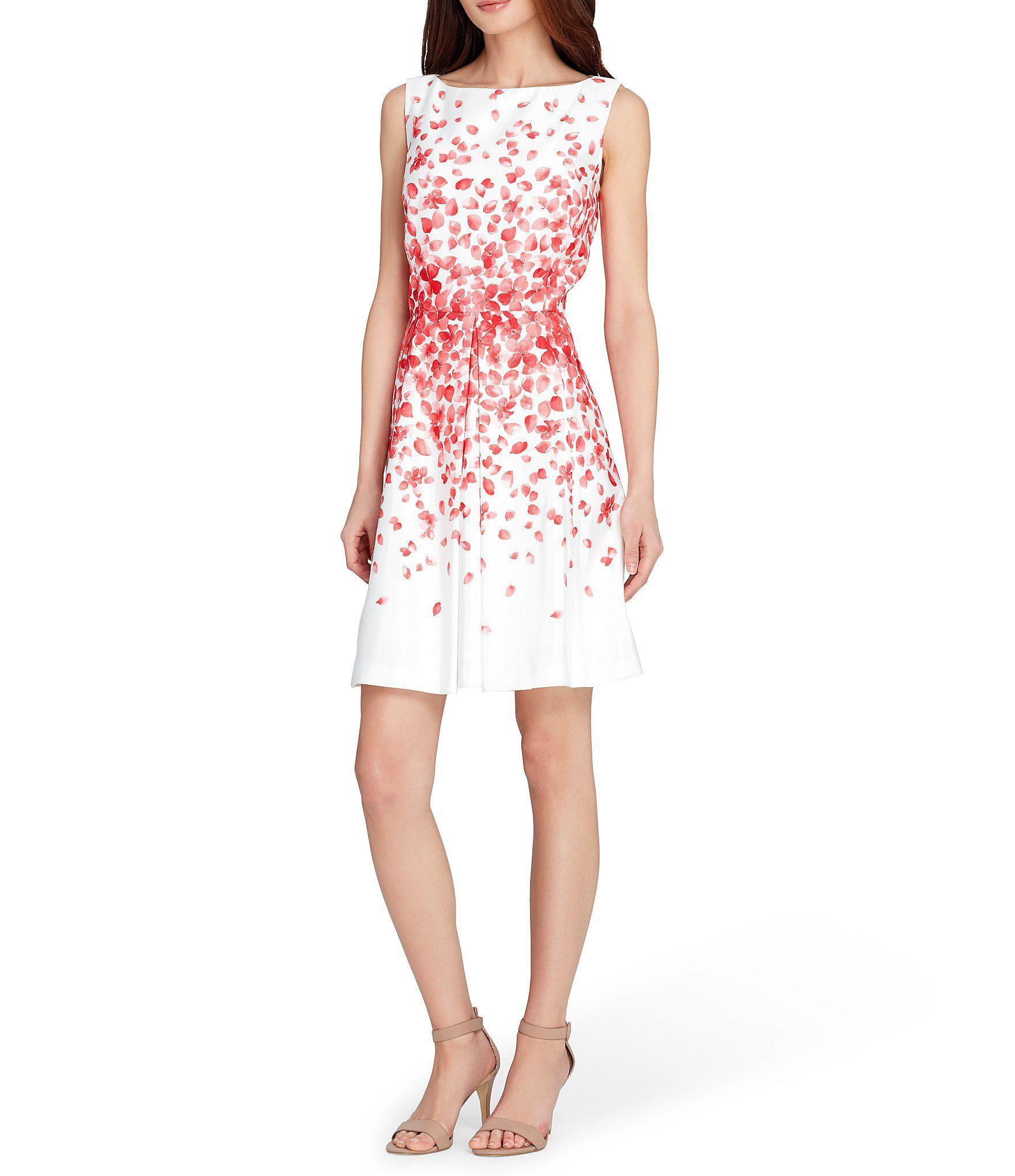 Shop For Tahari Asl Floral Print Fit And Flare Dress At Dillards Com Visit Dillards Com To Find Clothing Acce Fit And Flare Dress Flare Dress Fit Flare Dress [ 2040 x 1760 Pixel ]