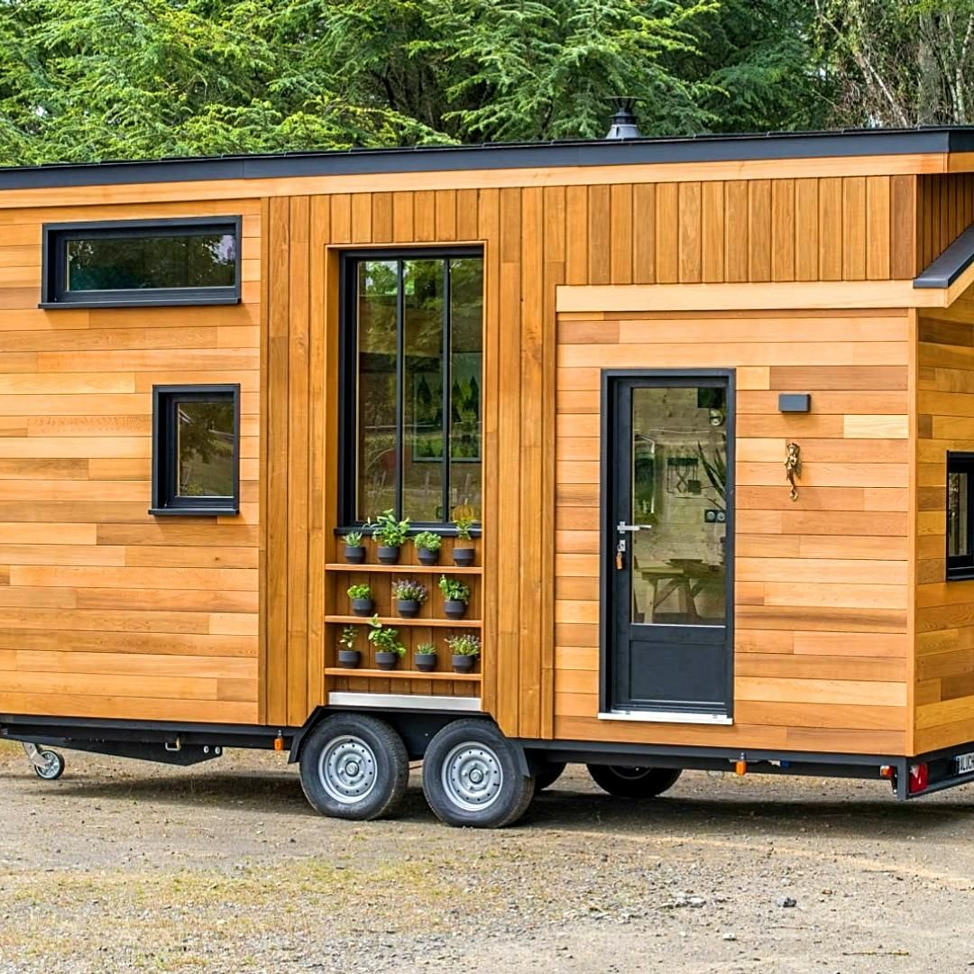 #tinyhouse #tinyhome #offgrid