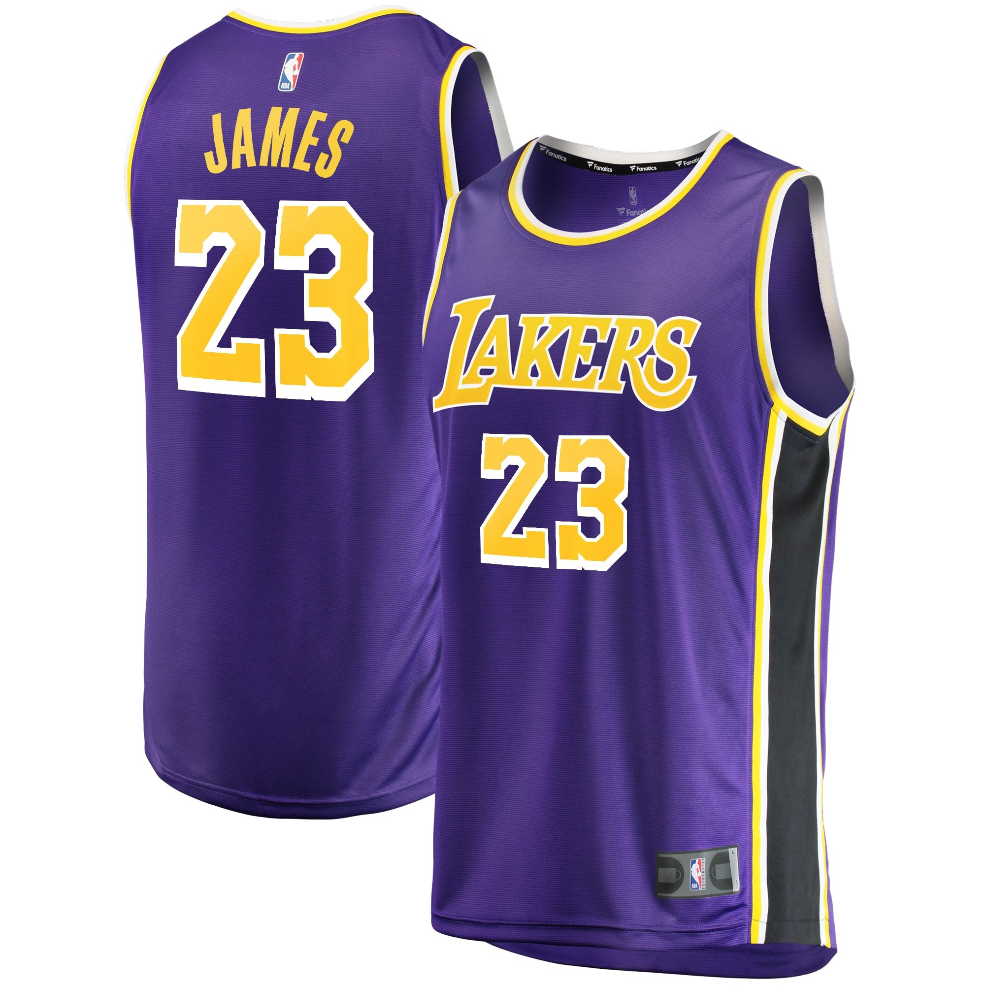 Men S Los Angeles Lakers Lebron James Fanatics Branded Purple 2018 19 Fast Break Replica Jersey Statement Edition In 2020 Los Angeles Lakers Anthony Davis Lebron James