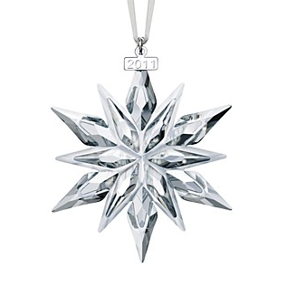 Decorate Your Christmas Tree With Style | Crystals, Swarovski and ...