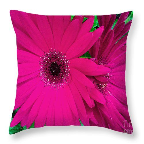 Still Life Pink Floral 715 Throw Pillow For Sale By Mas Art Studio Throw Pillows Pink Floral Pillows