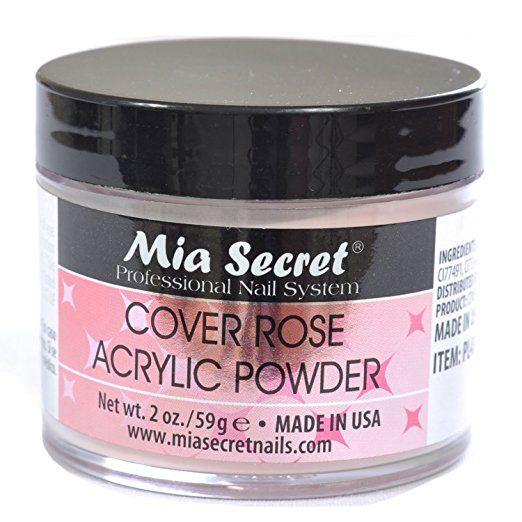 Cover Rose Acrylic Powder by Mia Secret