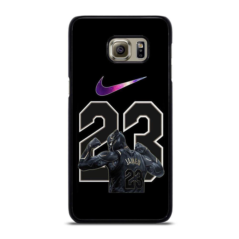 Black Panther Lebron James Galaxy Samsung Galaxy S6 Edge Case Di 2020