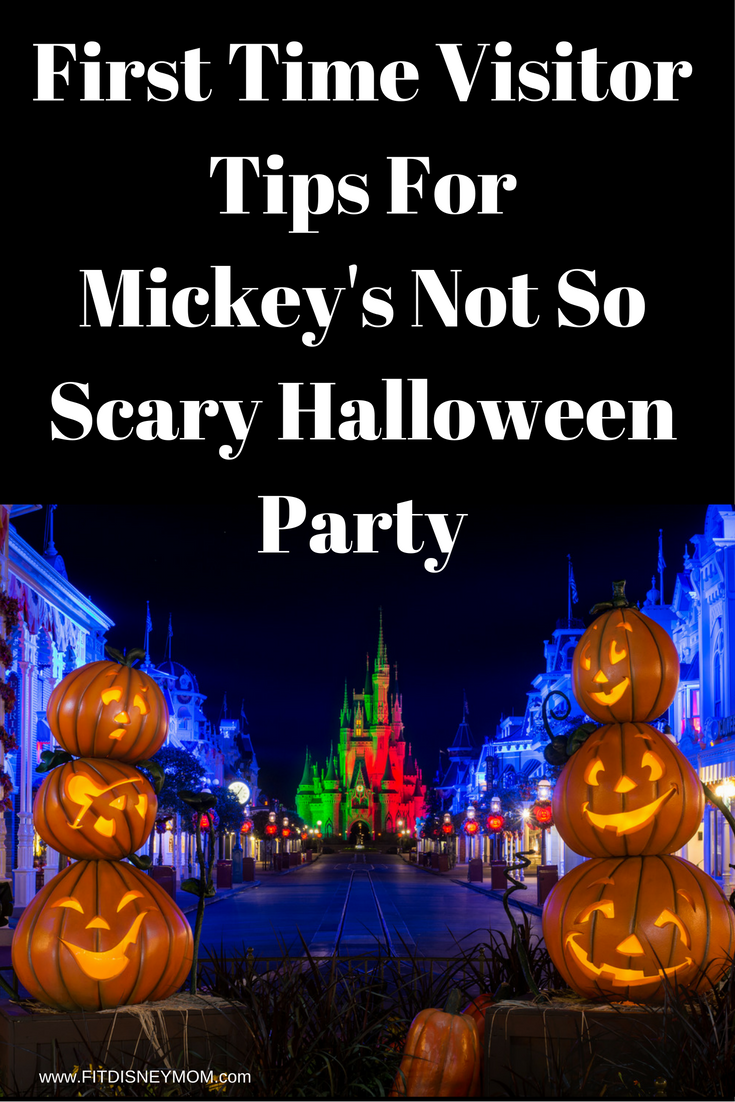 guide for your 1st mickey's not so scary halloween party | walt