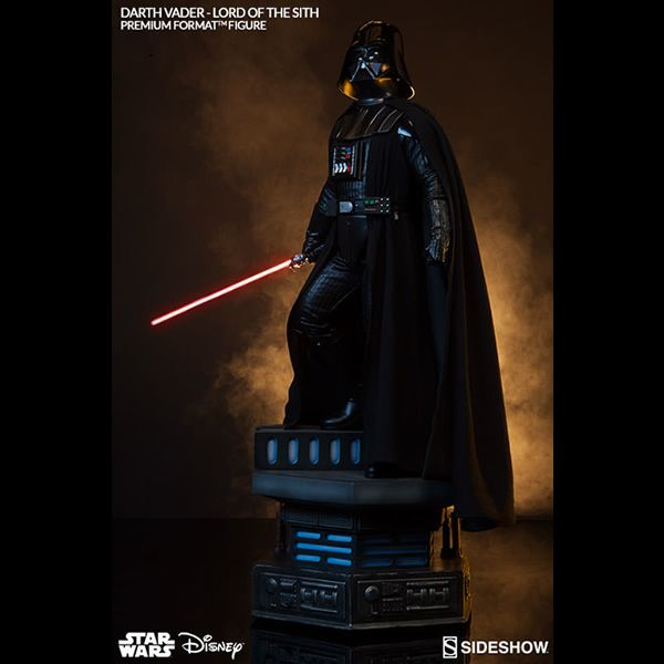 Star Wars Darth Vader Lord Of The Sith Premium Format Figure Sideshow Star Wars Figures Star Wars Darth Darth Vader Statue