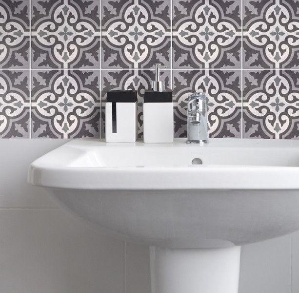 Fliesenaufkleber Fur Kuche Und Badezimmer Marokkanisch Badezimmer Fliesen Fliesenaufkleber Badezimmer