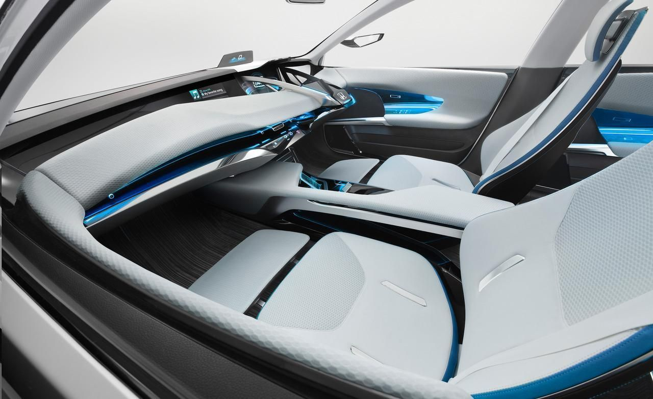 Honda Ac X Concept Interior Photo 432111 S