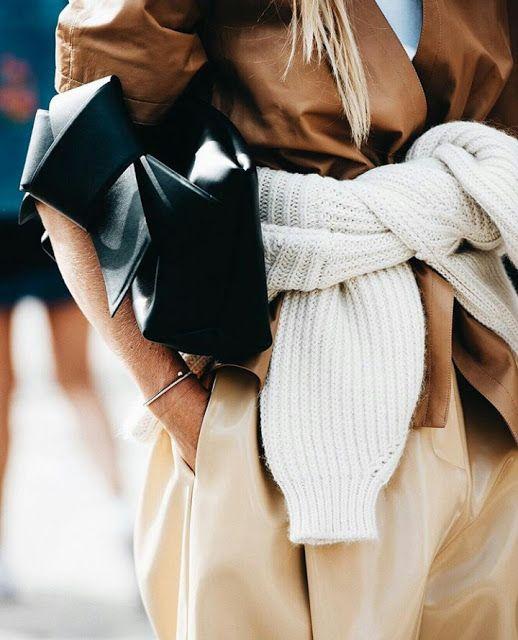 m8 coolhunter: Camel + beige: La sutil y ganadora combinación