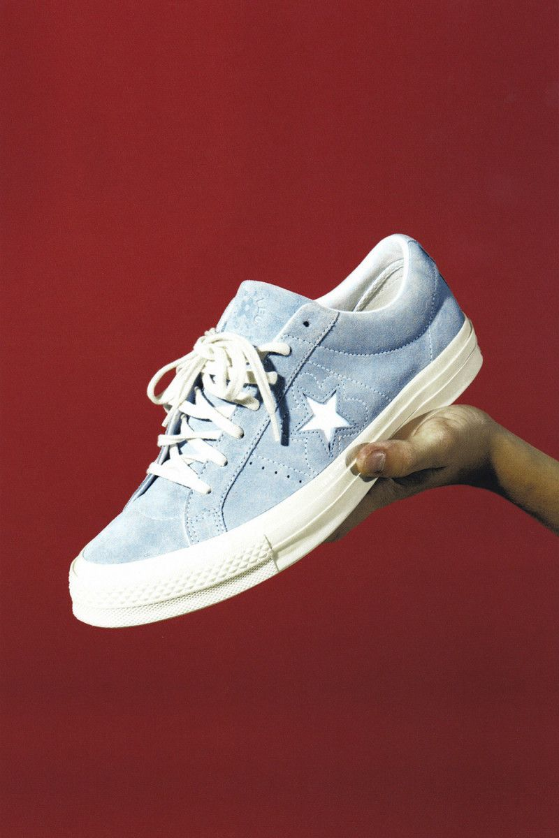 f1176d370 After his debut Converse One Star sold out in two minutes, Tyler, the  Creator has teased the sneaker in four new colorways.