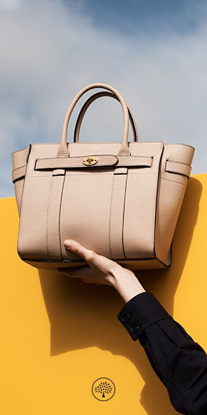 2fd0cc8702b7 Shop the Small Zipped Bayswater in Rosewater at Mulberry.com. The Bayswater  is our most iconic bag