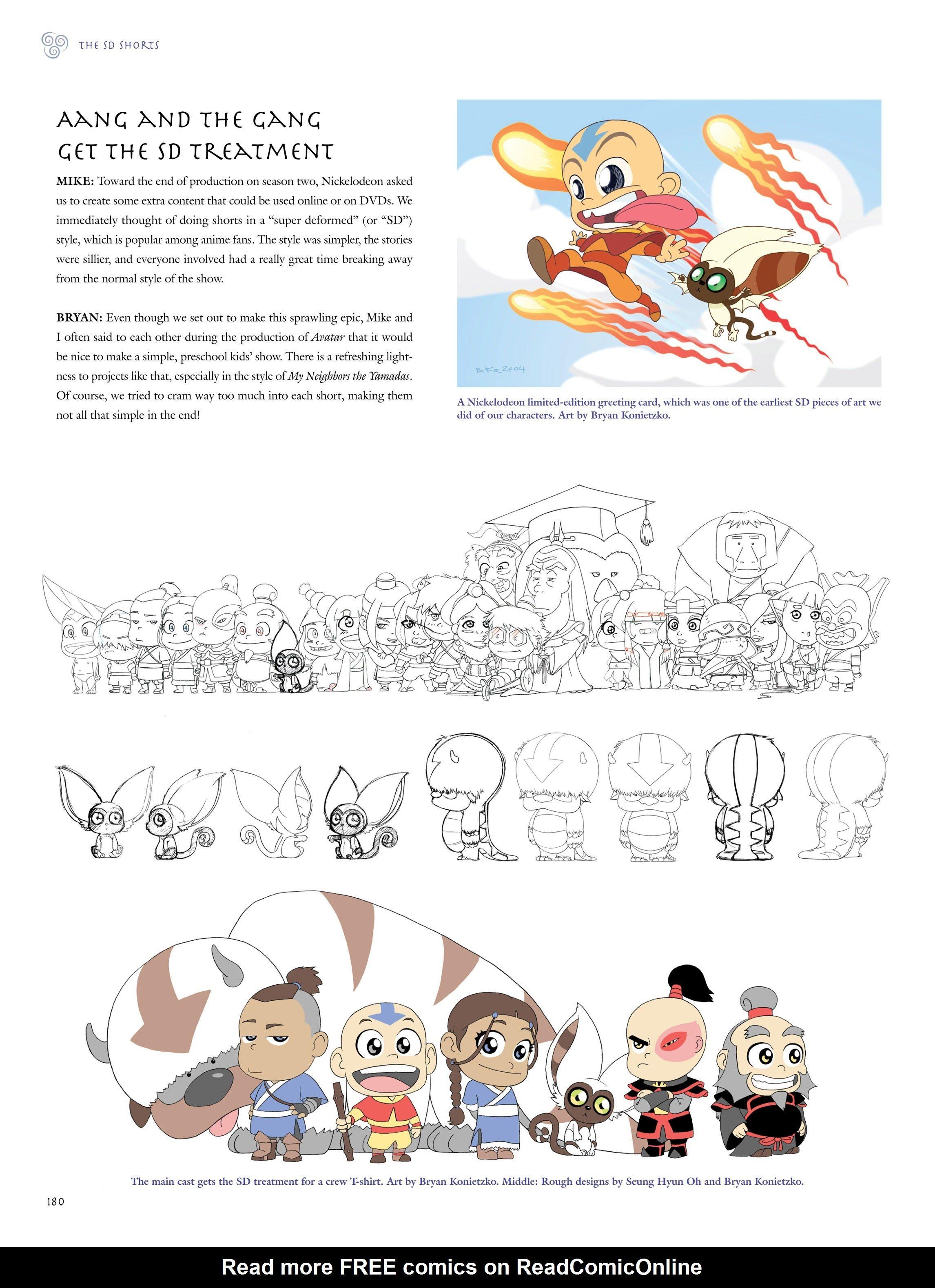 Avatar The Last Airbender Shorts : avatar, airbender, shorts, Avatar, Airbender, Animated, Series, Viewcomic, Read…, Airbender,