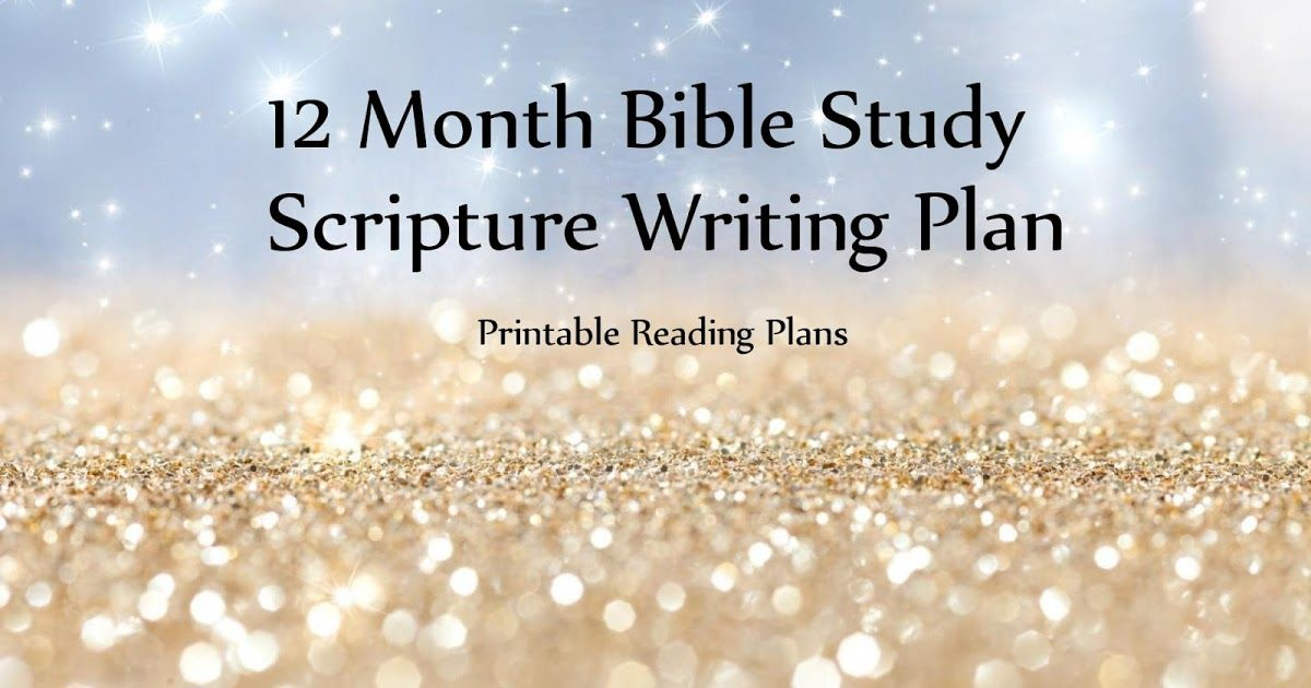 My goal is to one day read through the entire Bible, so for 2017 I ...
