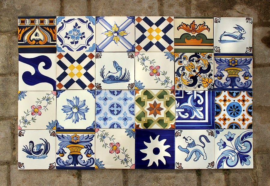 Azulejaria portuguesa santiago azulejos azulejos potugueses