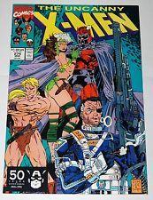 Uncanny X-Men #274 Very Fine+ Jim Lee Art