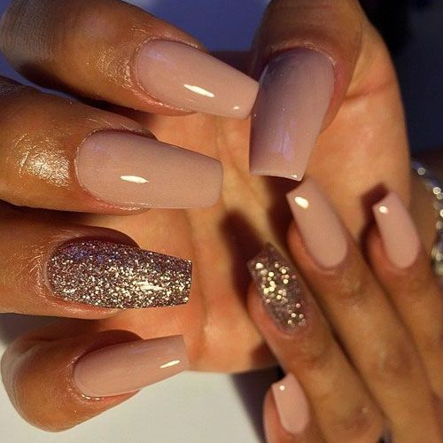 Nude Color Nails 25 Best Nail Polish Manicures