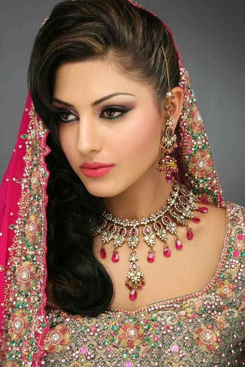 MaquillageIndien gf Pinterest Indian bridal, Indian
