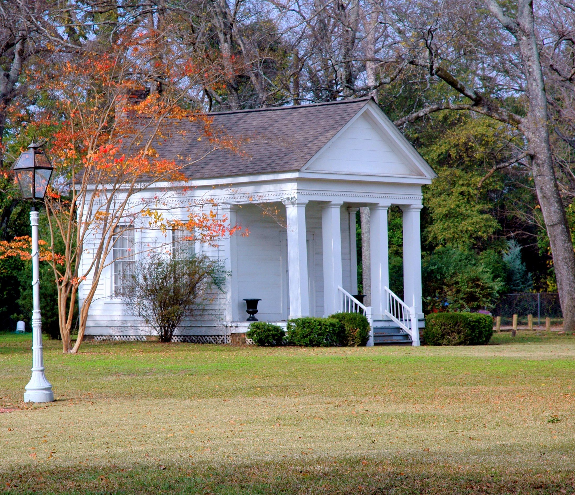 Greek Revival Carriage House - Google