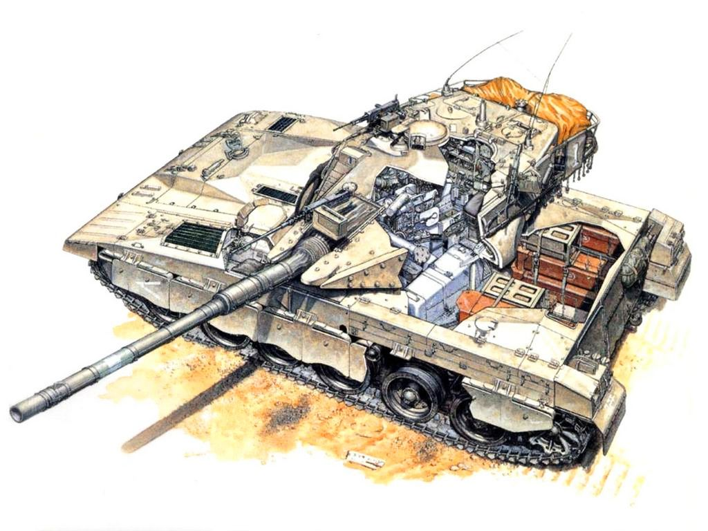 small resolution of mbt merkava mk 1 001 military vehicles tank destroyer armored merkava tank schematic