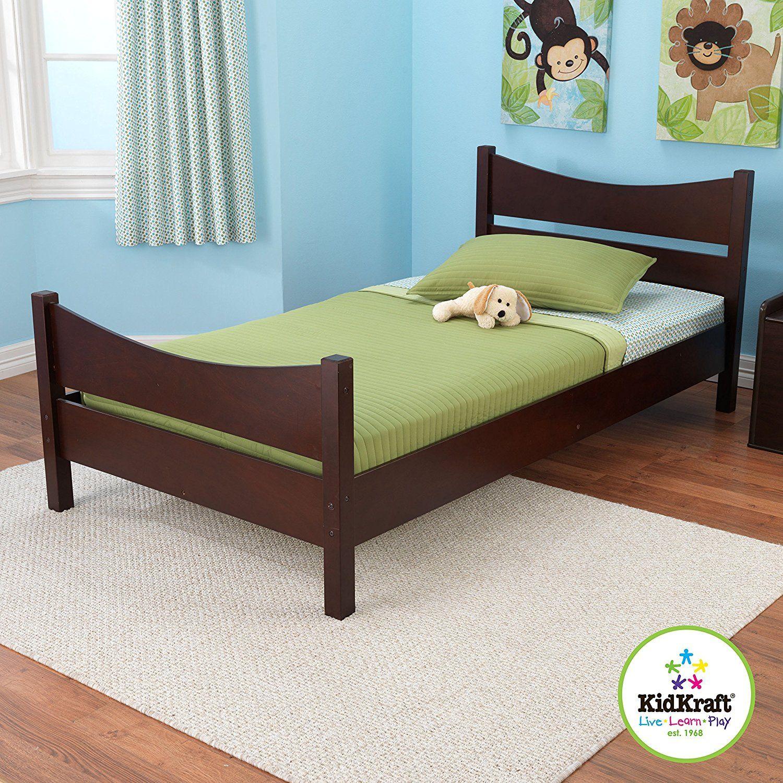KidKraft Addison Twin Bed, Espresso | Creative Kids\' Room Decorating ...