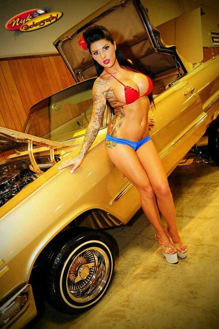 True answer Latinas ass with lowriders confirm
