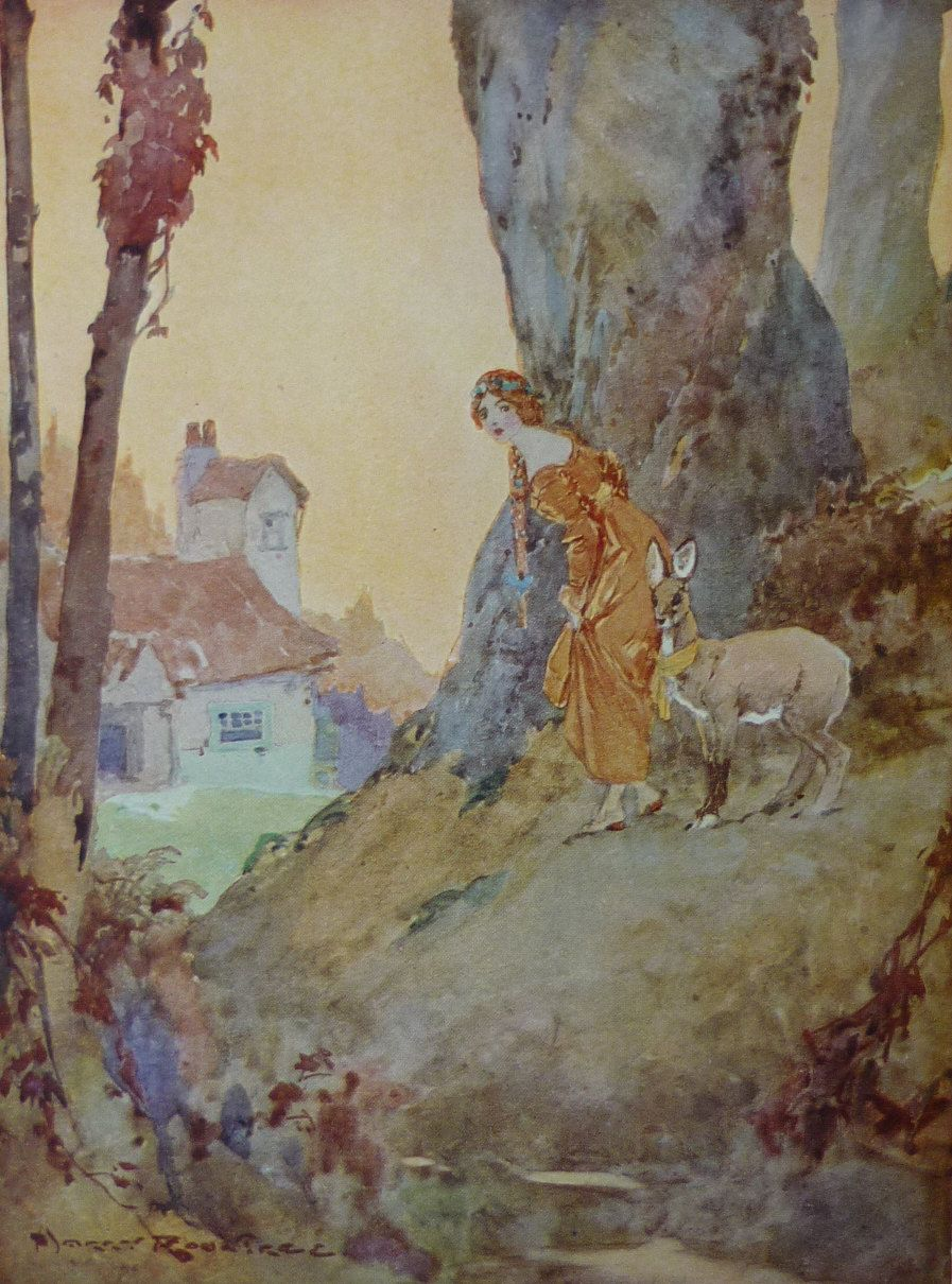 Brother And Sister - Harry Rountree Fairytale