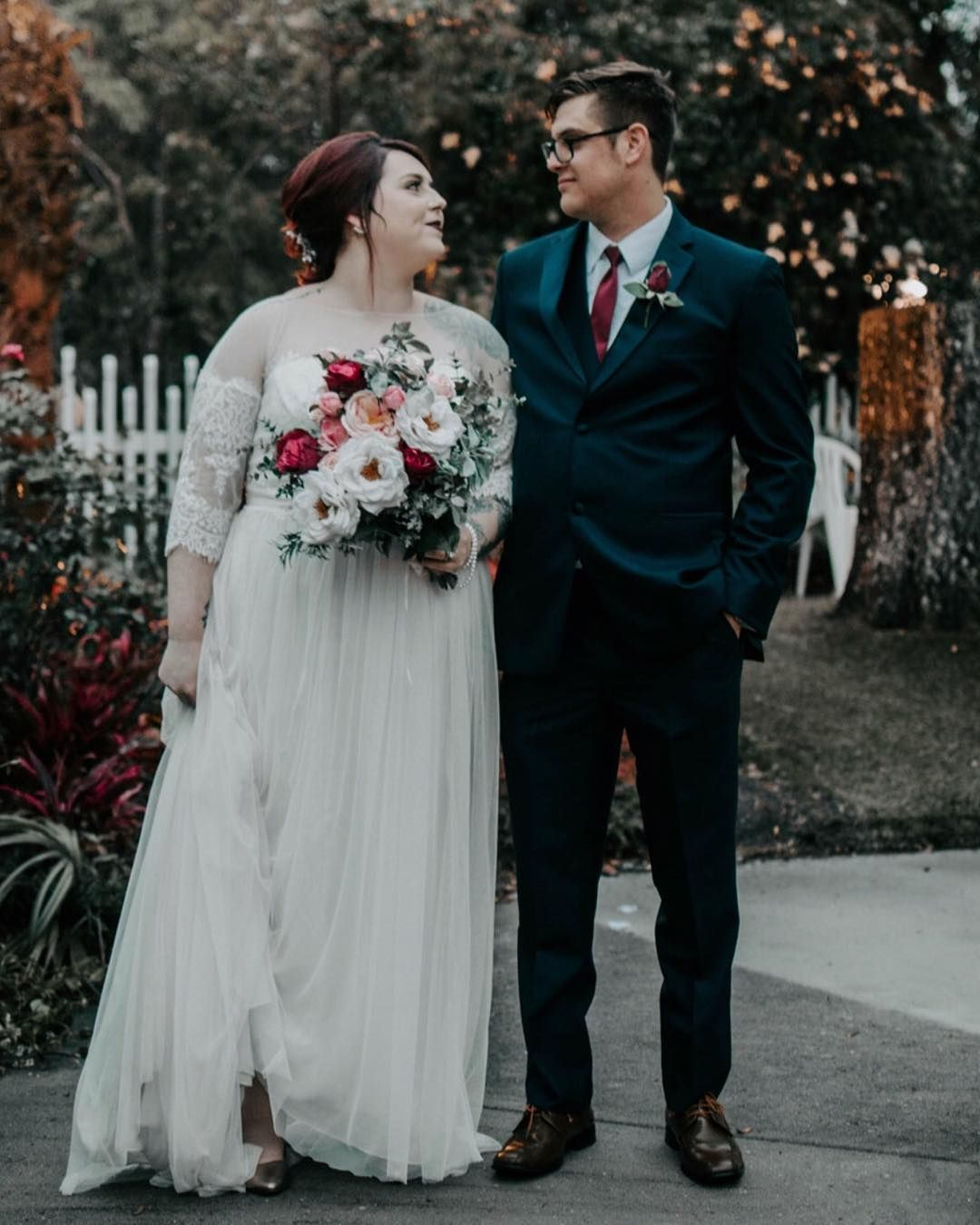 David S Bridal Bride Bailey Is Stunning In This 3 4 Sleeve Lace
