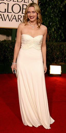 Kate Winslet Kate Winslet Beautiful Dresses Strapless Dress Formal