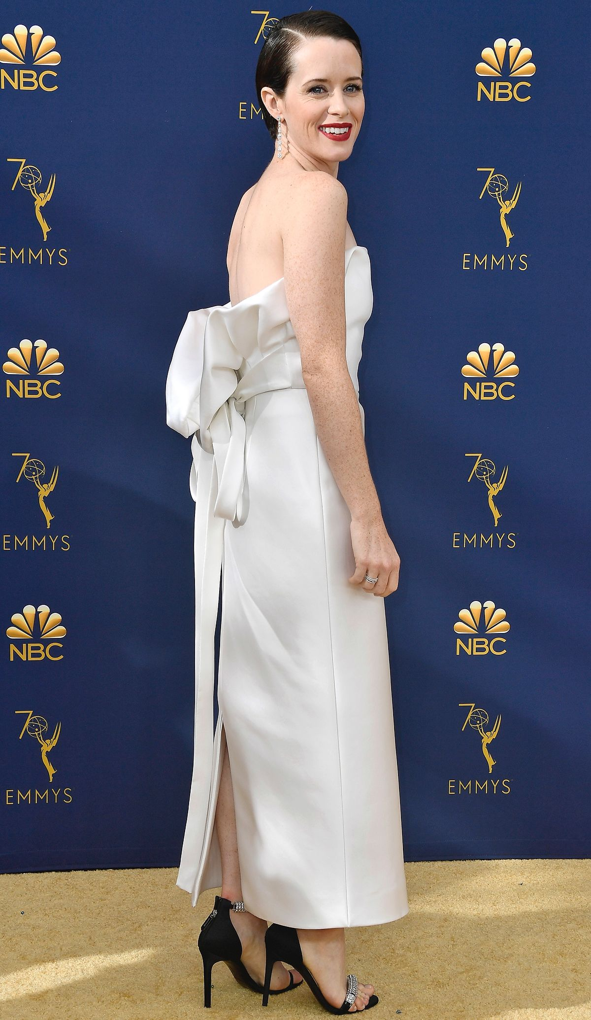 Best type of dress to wear to a wedding  The Best Dressed Stars at the  Emmys  F A S H I O N  Love The