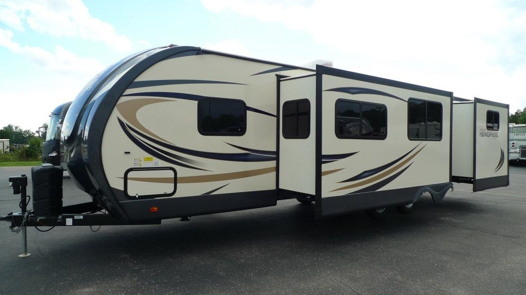 Family Fun For Everyone 2017 Forest River Salem Hemisphere 312qbud This Travel Trailer Is Great Down To The De Rvs For Sale Forest River Rv Electric Awning