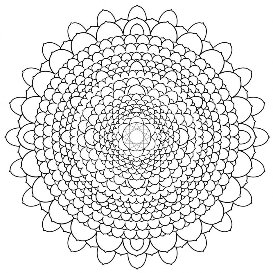 adult coloring page lots of intricate mandalas intricate mandala 295910 free mandala coloring pages for adults