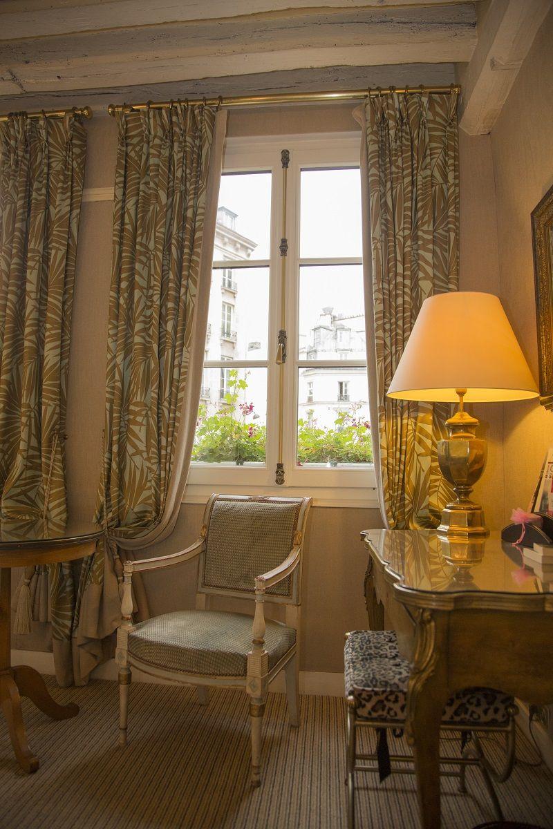 Type De Rideaux Pour Fenetre Cintrees fenêtre pour un #hotel parisien #deco #vintage #rideaux