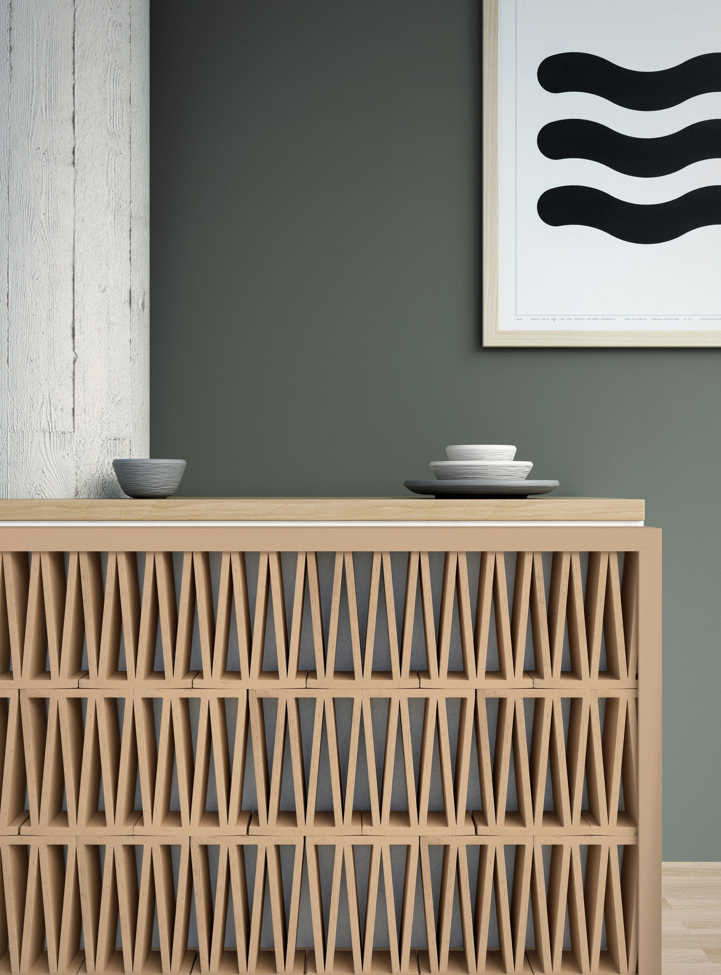 Inexpensive Room Separators Exit Coper: Terracotta Room Divider CELOSIA By Mutina Design Patricia