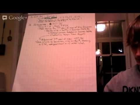 ▶ Bible Prophecy - Book Of Daniel Study - Daniel 9 Part 2 (70 Week Prophecy) - YouTube