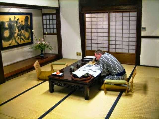 Desain Rumah Minimalis Bergaya Jepang Interior Jepang Gaya