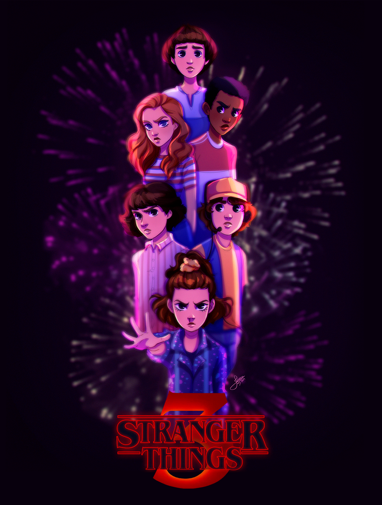 Day 31 - Smirnoff stranger things by FreakieArt on DeviantArt
