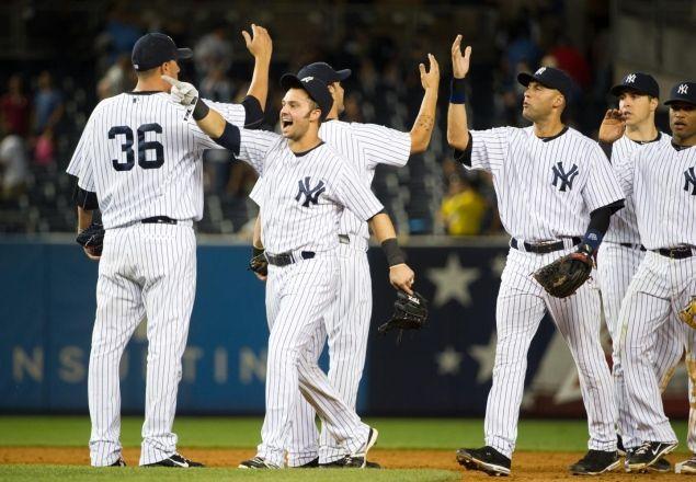 Yankees Gm Brian Cashman Not Seeking Trades As Bombers Sit Atop Major League Baseball Major League Baseball Yankees Yankees Fan