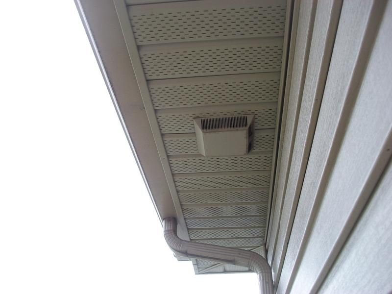 Bathroom Fan Exhaust Vent Location