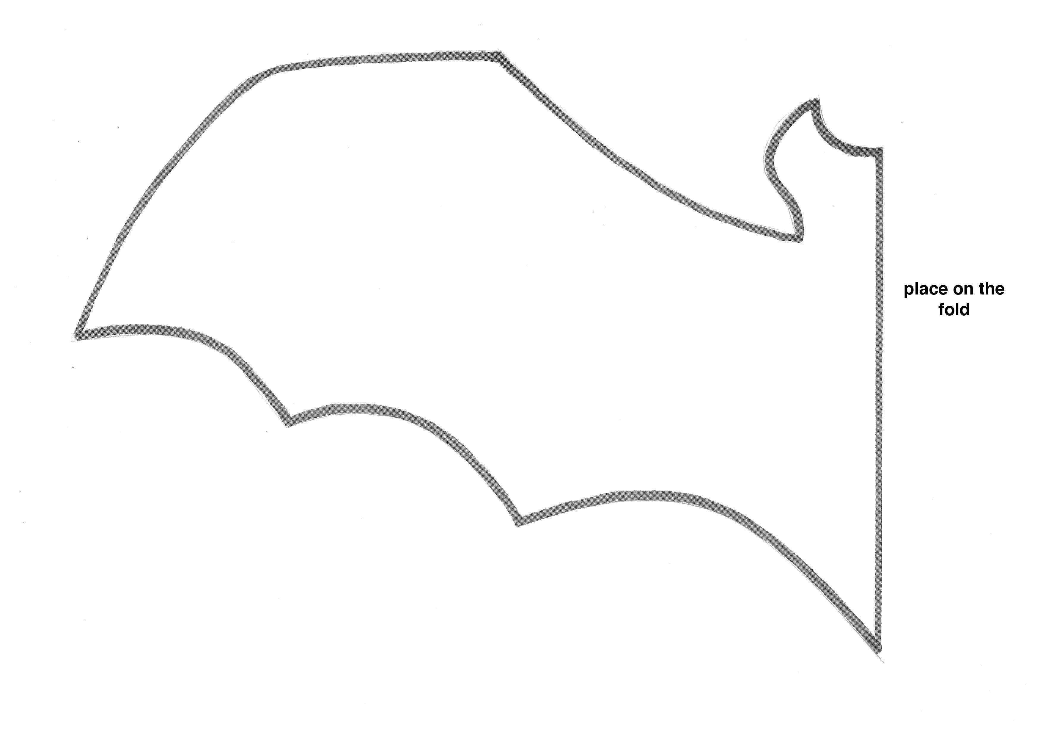 Pin On Bat Cutout