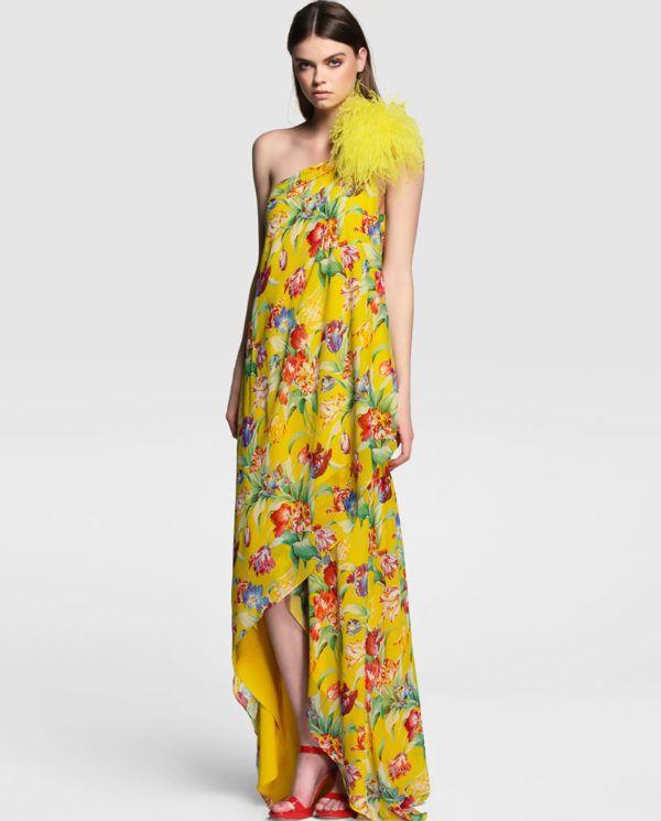 Vestidos de fiesta el corte ingles otono 2014