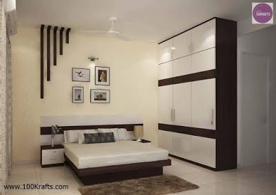 Latest modern bedroom cupboard design ideas wooden wardrobe interior also rh pinterest