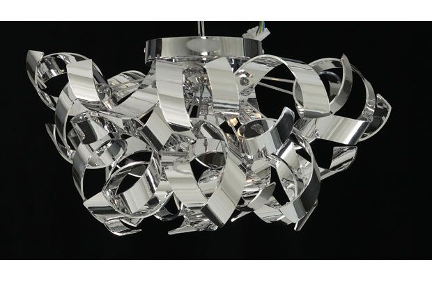 Ribbon Light Fixture : Ribbon light ideas for low ceilings in flush
