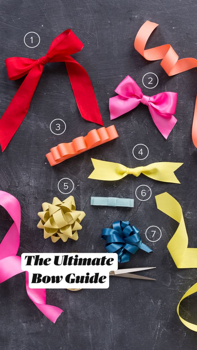 The Ultimate Bow Guide